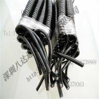 深圳 中山 珠海弹簧线厂家 优质PU/TPU弹簧线材批发 卷线曲线加工
