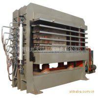 供应费县光大5层300T4*8尺胶合板、建筑模板贴面热压机
