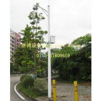 监控立杆 太阳监控立杆 标牌杆 交通灯杆 操作台 网络机柜 电视墙