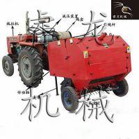 玉米杆打捆机 打捆机价格 行走式麦杆打捆机 农用机械