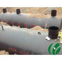 排水量大肉牛养殖一体化污水处理设备