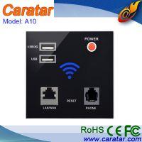 工厂批发定制超强大覆盖范围无线AP智能家居无线路由器WIFI路由器A10-B