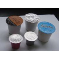 供应亿佳诺牌咖啡胶囊灌装封口机 果冻灌装封口机 儿童糖果封口机