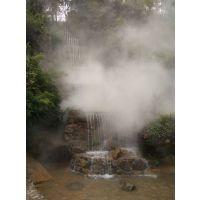 金华冷雾工程冷雾机温泉人造雾设备使用畅通无阻