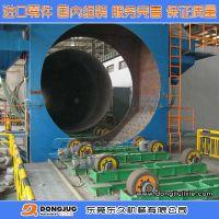 大型钢管抛丸清理机,西安抛丸机,抛丸机生产厂家|东久机械