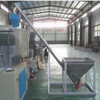 螺旋输送设备 振德牌热销碳钢螺旋物料提升机 效率高