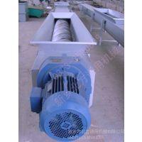 供应不锈钢圆管螺旋输料,无轴螺旋输送机 碳钢全密封稳定连续输送机