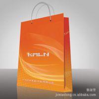 广告纸袋 手提纸袋 礼品纸袋厂家定做 印制文字LOGO广告
