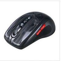 力胜 L7-305 无线光学变速鼠标 2.4G 迷你接收器 笔记本鼠标