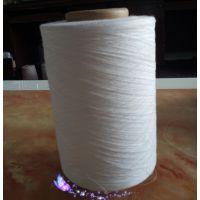 现货供应喷气纺涤纶纱10支 抗起球涤纶纱10支 T10S 纺织皮革