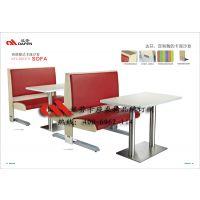 深圳卡座沙发,餐厅桌卡座尺寸