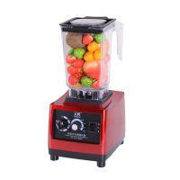 厨房小家电 2.5L商用果蔬榨汁料理机 加热无渣现磨豆浆机 批发