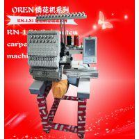 海南绣花机|工业进口电脑刺绣机|高速品牌单头15色15针|日本品牌