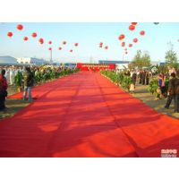 柳州庆典地毯出租红地毯租赁尺寸