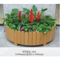 新疆有生产塑木花箱的厂家吗?塑木报价、塑木花箱公司、微发泡塑木花箱厂家