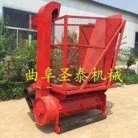自卸式玉米秸秆回收机 秸秆切碎回收机
