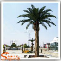 厂家直销 仿真棕榈树系列 仿真海藻树 人造海藻树 假海枣树