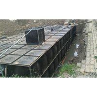 延安地埋式BDF水箱 延安地埋式BDF方形水箱 RJ-D20