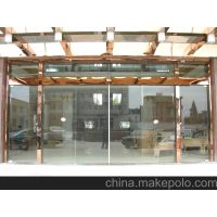 东莞厚街镇维修自动玻璃门、感应玻璃门安装、门禁系统13580885159