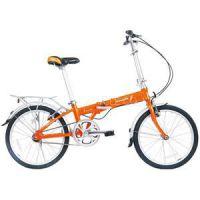 Aluminum Alloy Frame Disc-brake Cycling Folding Bike Padel Shimano Single Speed