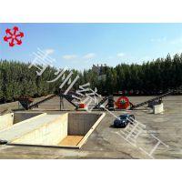 浙江时产100吨河卵石打砂机生产线 统一高效鹅卵石制砂机厂家直销