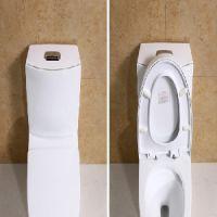 卫浴批发连体座便器马桶双孔冲刷坐便优质马桶