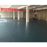 广西民族舞芭蕾舞拉丁舞中国舞专用舞蹈地胶 舞蹈教室塑胶地板
