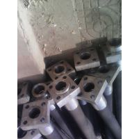 专业加工方法兰,矿用设备连接装置,碳钢方法兰、不锈钢方法兰。