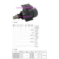 优势供应磁力齿轮泵 型号:NO69-MG204XK/AC380FB/中国库号:M257034