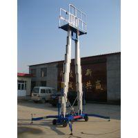 专业生产单桅柱 双桅柱液压升降机 升降平台