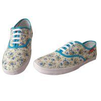 河南省质量好的印花帆布鞋 厂家直销 价格便宜