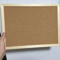 厂家直供贵阳软木8MM卷材 照片墙软木板幼儿园防撞软木板墙板