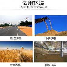农村收粮食都在用的吸粮机 随车携带方便软管吸粮泵