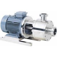 乳化泵,均质乳化泵,三级高剪切乳化泵 三级管线式乳化泵 乳化泵哪里