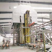 供应青岛国森机械品牌产品-重竹地板加工机械液压机