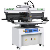 标准半自动锡膏印刷机,smt锡膏印刷机S400