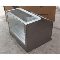 宏兴厂家直营不锈钢型爆米花保温柜 专业爆米花专用柜