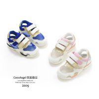 广州童鞋2015夏款儿童凉鞋单网鞋透气网眼运动鞋男童女童休闲鞋