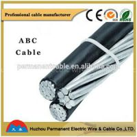 Abc aerial bundle cable Aluminum Conductor Pe/xlpe Insulated Drop Cable