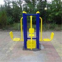 小区健身器材有哪些 樟木头可以送货安装吗 健身器材图片 坐蹬器 剑桥114优质钢管