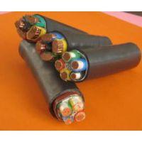 供应齐鲁牌裸铜线多芯交联塑料绝缘聚氯乙炔护套电力电缆价格优惠质量 YJV32 4*1.5