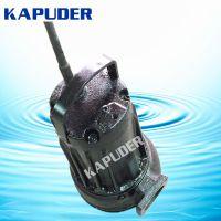 南京凯普德专业生产WQ型无堵塞潜水排污泵 污泥提升器