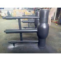 铸钢全焊接天然气球阀,三维阀门,地埋式燃气放散球阀