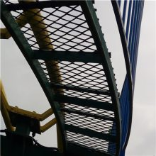 平台重型钢板网定做 钢板网防护网价格 镀锌板网加工