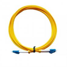 LC-LC 3M 50/125千兆单模单芯 尾纤 电信级 BJWY光纤线批发与订做