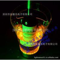 供应优质 LED透明发光冰酒桶酒吧KTV冰桶 发光香槟桶 发光冰桶