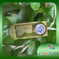 金属磁条卡概述金属磁条卡指的是在常规标准金属卡