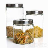 无铅玻璃储物罐 自酿泡酒瓶 腌菜坛子 五谷杂粮密封罐食品收纳瓶