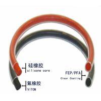 专业生产FEP全包覆橡胶O型圈 包覆O型圈 全包O型圈