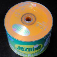 jezmm CD-R空白光盘 50片装 空白刻录盘 车载  可快速打印